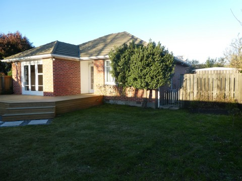 View profile: BISHOPDALE - 2 BEDROOM HOUSE, HEATPUMP, FENCED SECTION, PET NEGOTIABLE