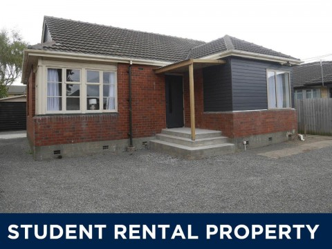 View profile: ILAM - STUDENT ACCOMMODATION - 6 BEDROOMS, HEAT PUMP, GARDENER INCLUDED