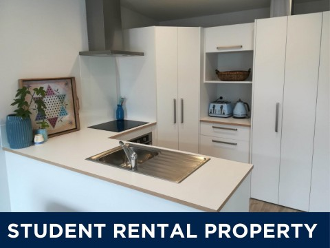 View profile: RICCARTON - STUDENT ACCOMMODATION 2019 - BRAND NEW FOUR BEDROOM, 2 BATHROOMS, HEATPUMP, INSULATED