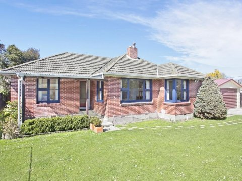 View profile: PAPANUI/BRYNDWR - 3/4 X BEDROOM HOUSE, HEATPUMP, DOUBLE GARAGE