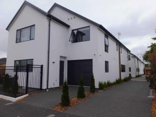 View profile: THREE BEDROOM THREE BATHROOM - AS NEW REAR TOWNHOUSE